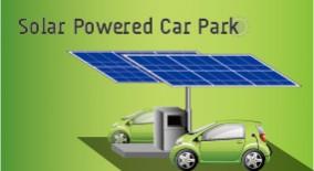 Solar Powered Car Park